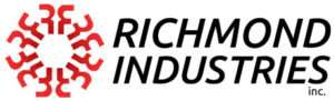 Foundry: Non-Ferrous Castings, Richmond Industries Logo